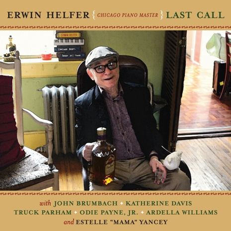 Erwin Helfer CD Discography Music Samples- Chicago Blues