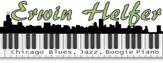 Erwin Helfer Chicago Blues Jazz Boogie piano